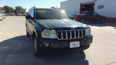 2006 Jeep Grand Cherokee for sale in Pocahontas, IA