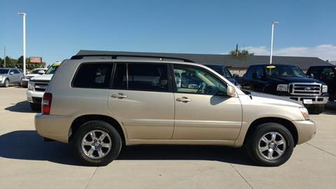 2005 Toyota Highlander for sale in Pocahontas, IA