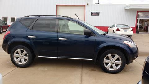 2007 Nissan Murano for sale in Pocahontas, IA