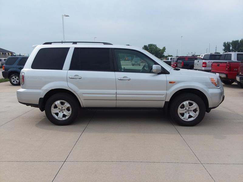 2008 Honda Pilot For Sale At Pocahontas Sales U0026 Service In Pocahontas IA