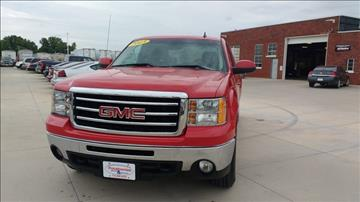 2013 GMC Sierra 1500 for sale in Pocahontas, IA