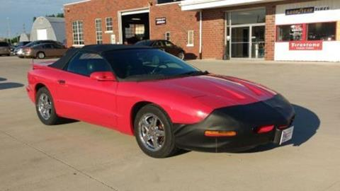 1996 Pontiac Firebird for sale in Pocahontas, IA