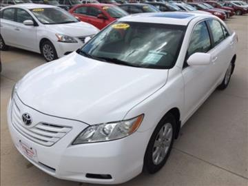 2007 Toyota Camry for sale in Pocahontas, IA