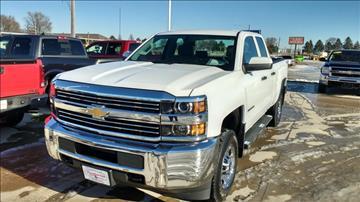 2016 Chevrolet Silverado 2500HD for sale in Pocahontas, IA
