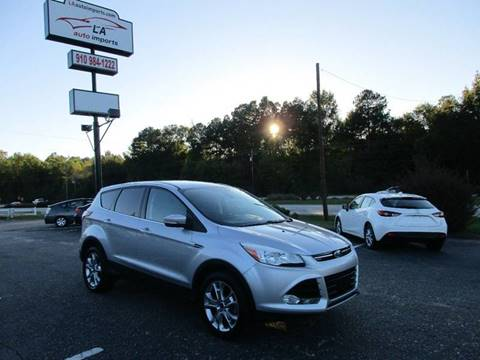 2013 Ford Escape for sale in Lillington, NC