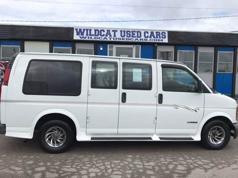 2000 Chevrolet Express Passenger for sale in Somerset, KY