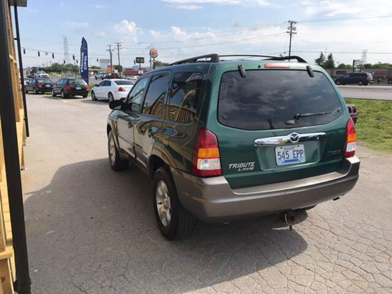 2001 mazda tribute lx v6 4wd 4dr suv in somerset ky wildcat used contact sciox Image collections
