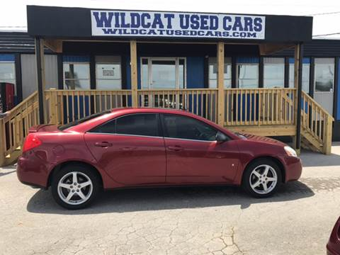 2008 Pontiac G6 for sale in Somerset, KY