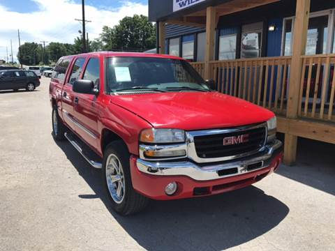 2007 GMC Sierra 1500 Classic for sale in Somerset, KY