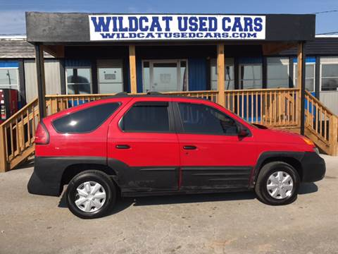 2001 Pontiac Aztek for sale in Somerset, KY