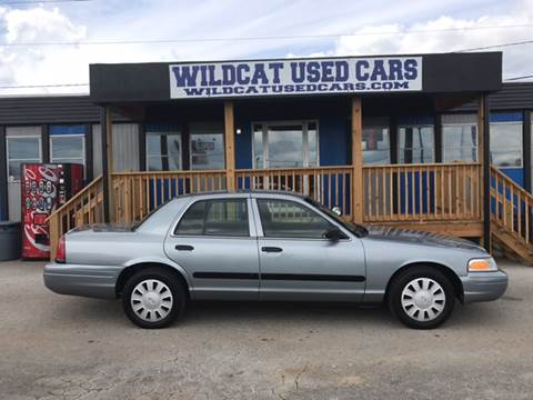 2008 Ford Crown Victoria for sale in Somerset, KY