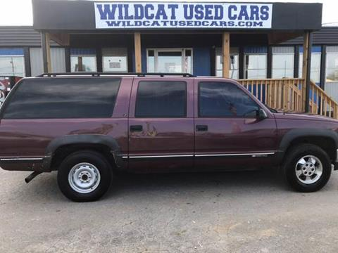 1996 Chevrolet Suburban for sale in Somerset, KY