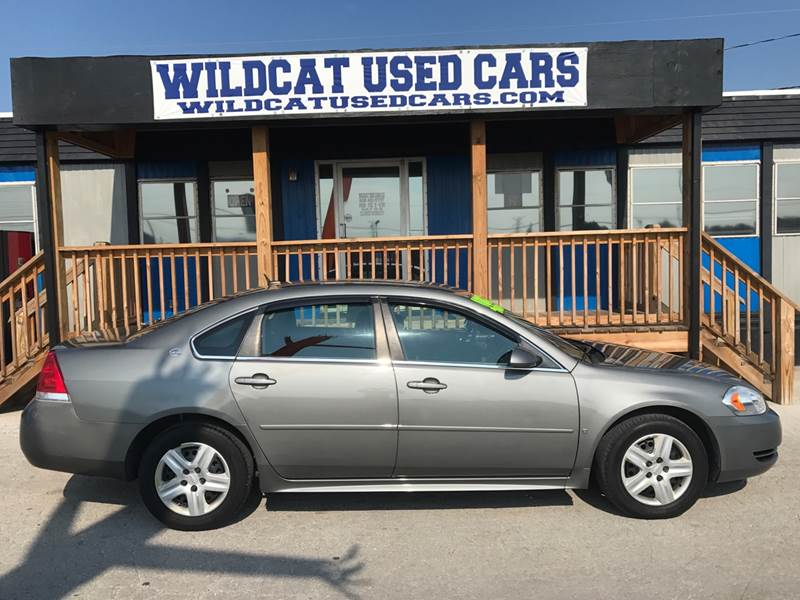 2009 chevrolet impala ls 4dr sedan in somerset ky wildcat used cars. Black Bedroom Furniture Sets. Home Design Ideas