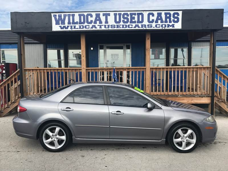 2008 Mazda Mazda6 I Touring 4dr Sedan In Somerset Ky Wildcat Used Cars