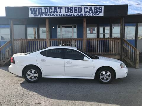 2008 Pontiac Grand Prix for sale in Somerset, KY