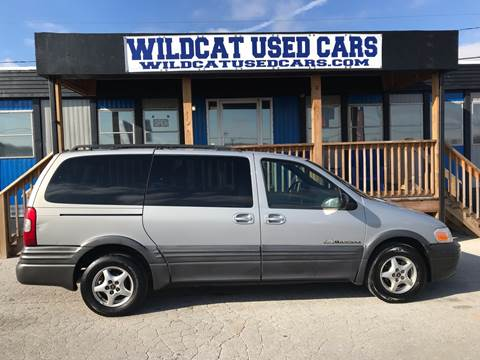 2001 Pontiac Montana for sale in Somerset, KY