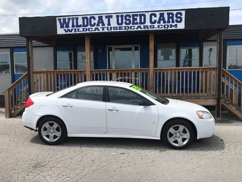2010 Pontiac G6 for sale in Somerset, KY