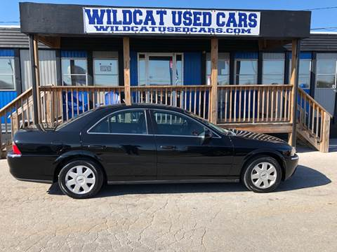 2004 Lincoln LS for sale at Wildcat Used Cars in Somerset KY