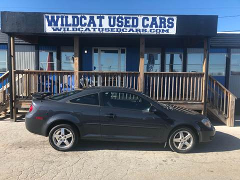 2008 Chevrolet Cobalt for sale at Wildcat Used Cars in Somerset KY