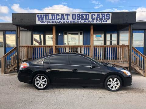 2010 Nissan Altima for sale at Wildcat Used Cars in Somerset KY