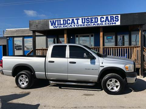 2007 Dodge Ram Pickup 1500 for sale at Wildcat Used Cars in Somerset KY