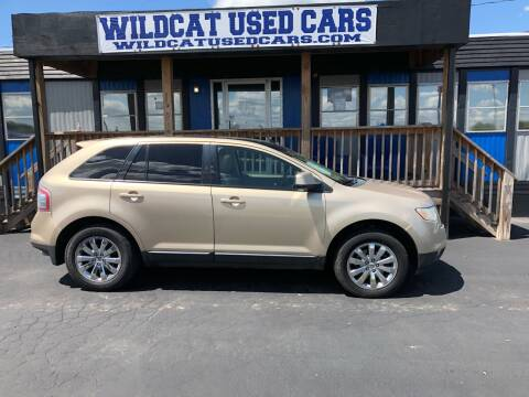 2007 Ford Edge for sale at Wildcat Used Cars in Somerset KY