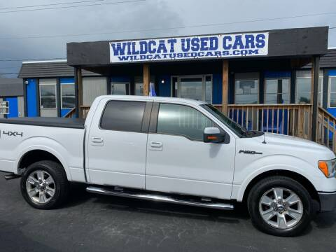 2009 Ford F-150 for sale at Wildcat Used Cars in Somerset KY