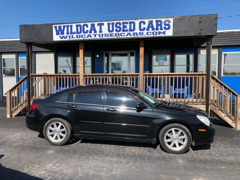 2007 Chrysler Sebring for sale at Wildcat Used Cars in Somerset KY