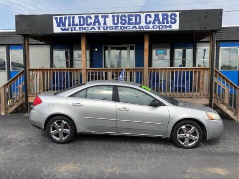 2006 Pontiac G6 for sale at Wildcat Used Cars in Somerset KY