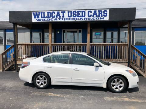 2008 Nissan Altima for sale at Wildcat Used Cars in Somerset KY