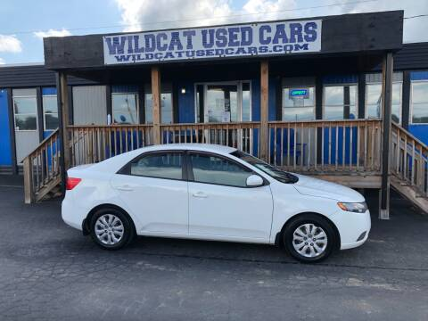 2012 Kia Forte for sale at Wildcat Used Cars in Somerset KY