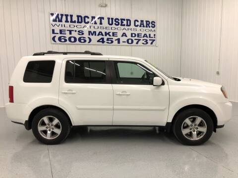 2010 Honda Pilot for sale at Wildcat Used Cars in Somerset KY