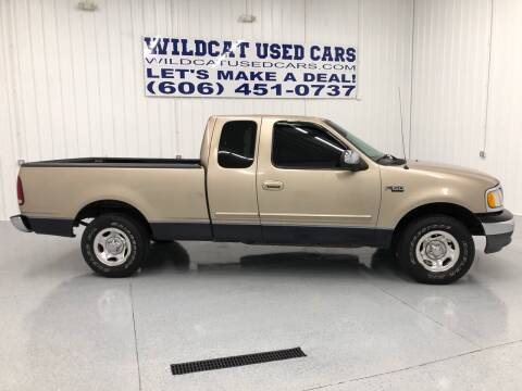 1999 Ford F-150 for sale at Wildcat Used Cars in Somerset KY