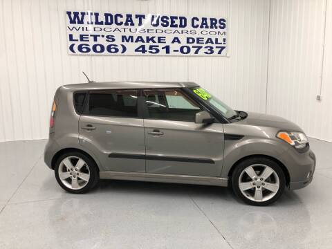 2011 Kia Soul for sale at Wildcat Used Cars in Somerset KY