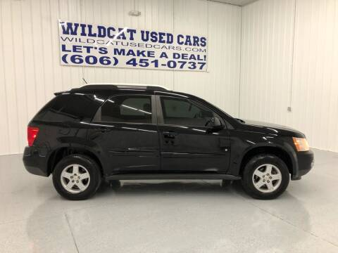 2009 Pontiac Torrent for sale at Wildcat Used Cars in Somerset KY