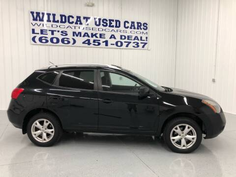 2008 Nissan Rogue for sale at Wildcat Used Cars in Somerset KY