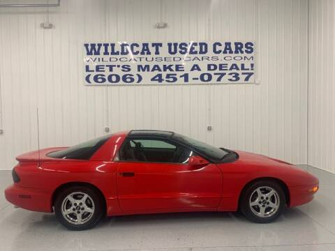 1997 Pontiac Firebird for sale at Wildcat Used Cars in Somerset KY