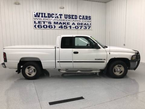 2001 Dodge Ram Pickup 1500 for sale at Wildcat Used Cars in Somerset KY