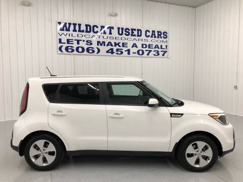 2016 Kia Soul for sale at Wildcat Used Cars in Somerset KY