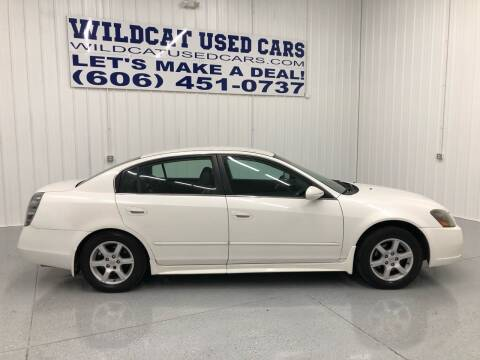 2006 Nissan Altima for sale at Wildcat Used Cars in Somerset KY