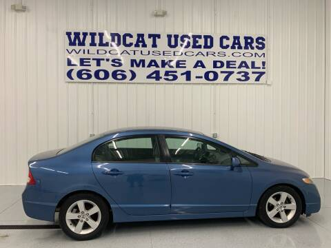 2009 Honda Civic for sale at Wildcat Used Cars in Somerset KY