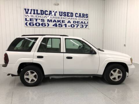 2006 Chevrolet TrailBlazer for sale at Wildcat Used Cars in Somerset KY