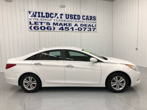 2013 Hyundai Sonata for sale at Wildcat Used Cars in Somerset KY