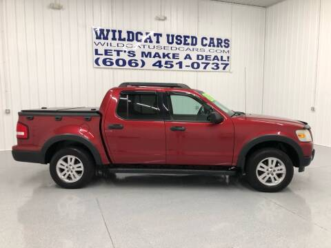 2008 Ford Explorer Sport Trac for sale at Wildcat Used Cars in Somerset KY