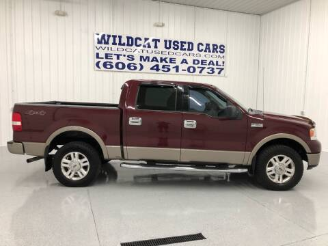 2004 Ford F-150 for sale at Wildcat Used Cars in Somerset KY