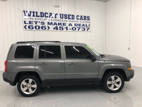 2013 Jeep Patriot for sale at Wildcat Used Cars in Somerset KY