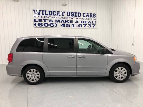 2014 Dodge Grand Caravan for sale at Wildcat Used Cars in Somerset KY