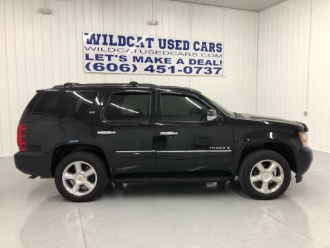 2007 Chevrolet Tahoe for sale at Wildcat Used Cars in Somerset KY