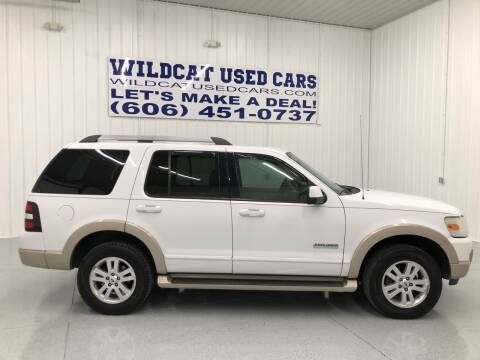 2006 Ford Explorer for sale at Wildcat Used Cars in Somerset KY