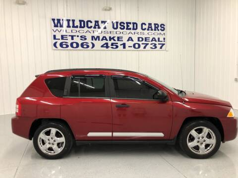 2007 Jeep Compass for sale at Wildcat Used Cars in Somerset KY